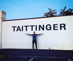Taittinger, Reims